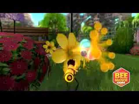 GC 2007 - Bee Movie Game Trailer