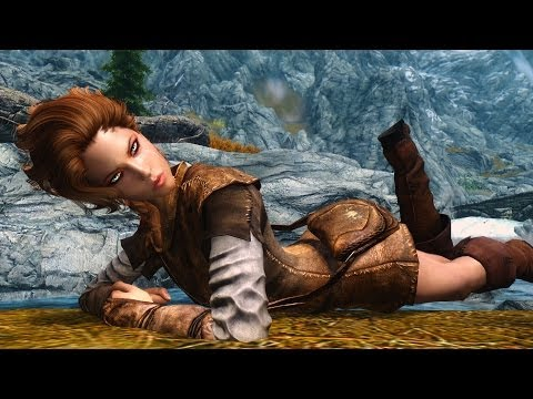 Skyrim Mods Review 37: Megan Fox in TESV?!