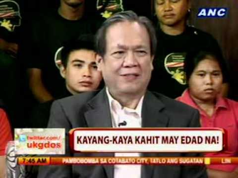 Bar 10th placer Rodolfo Aquino's Advice to Aspiring Lawyers