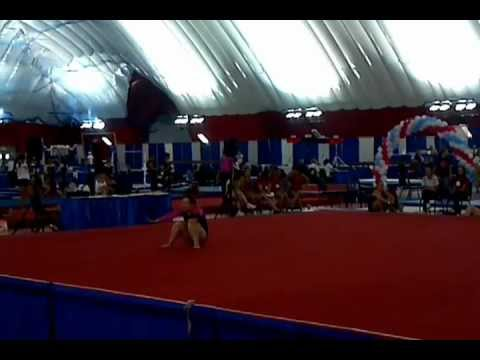 Floor routine