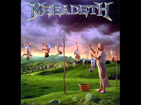 Megadeth - Absolution