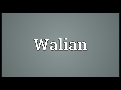 Header of walian