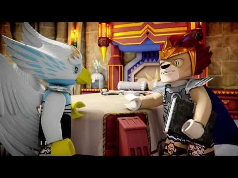 LEGO® CHIMA™ - Flyin' Lion Mini Movie