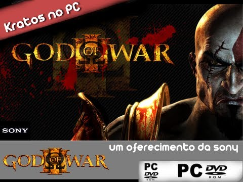 Dvd God of War 3 pc Como Baixar God of War 3 pc