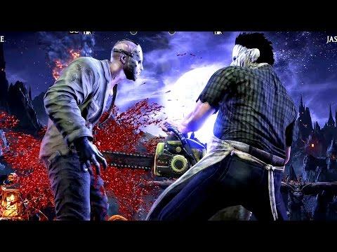 Mortal Kombat XL Kombat Pack 2 All Brutalities
