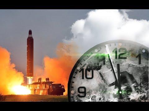 Мир в двух минутах от Апокалипсиса. Почему стрелку часов Судного дня сдвинули на 30 секунд? Причины.