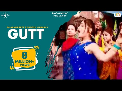 Dharampreet & Sudesh Kumari | Gutt | Full HD Brand New Punjabi...