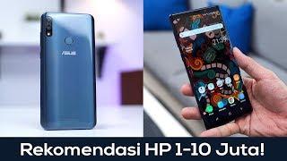 Rekomendasi HP terbaik untuk awal 2019!