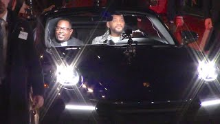 Will Smith And Martin Lawrence Cruise Into The Bad Boys For Life Premiere In A 2020 Porsche 911