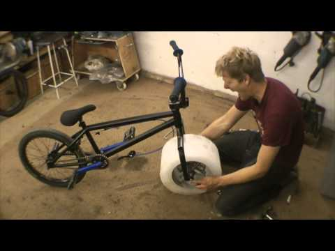 Making the ICE bike