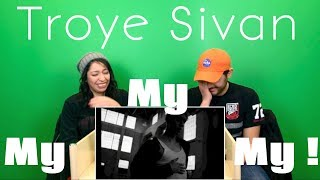 Download Lagu Troye Sivan | My My My! (Official Video) Reaction | Millennial Chisme Gratis STAFABAND