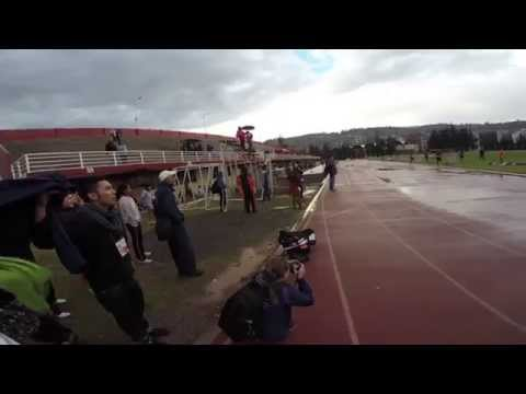Universiada Nacional de Atletismo - Cusco 2014