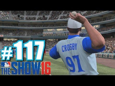 CROSBY'S GAME SAVING THROW! | MLB The Show 16 | Diamond Dynasty #117