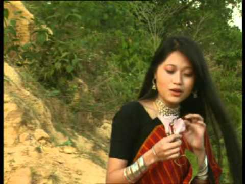 Chakma Song; Mone Mone Tor Ahjibo Banei Nilung Sikchara Mor.... video