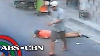 TV Patrol: Biktima ng pamamaril, dinaanan lang ng mga sasakyan