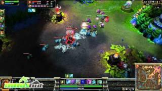 League of Legends Gameplay (Part 1/3)