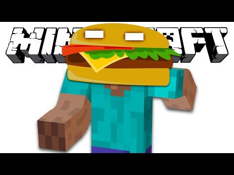 ХИРОБРИН БУРГЕР - Minecraft (Обзор Мода)