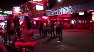 NEW-Pattaya   Walking Street Night Life September 2014 HD-2014
