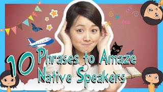 Learn 10 Japanese Phrases to Amaze Native Speakers