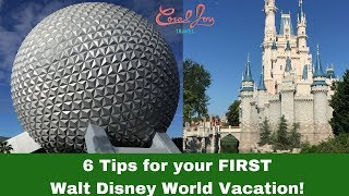 FIRST TIME Disney World Tips 2018!