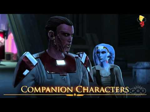 Star Wars: The Old Republic - E3 2011 Trailer