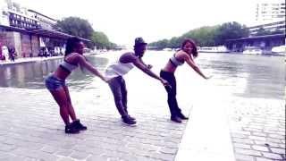 Aidonia - The Only One (Raw)/ By Blaakow. Dancer/ Queensy & Mdy/ Blazin Crew