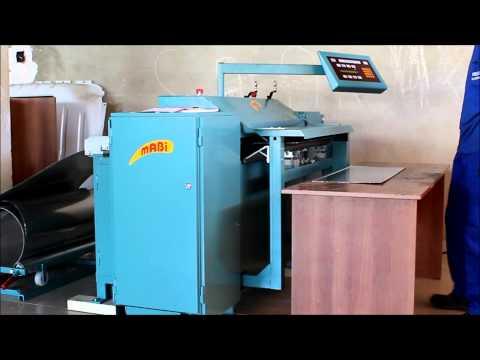 Boru Kesim , Yuvarlama ve Kordon Makinası