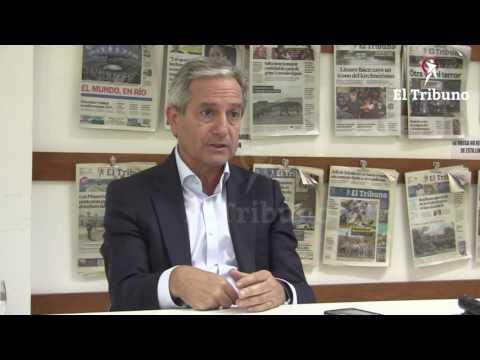 Entrevista al Ministro de Modernización, Andrés Ibarra - Parte 1