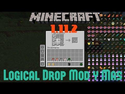 Logical Drops Mod (y mas) - Review e Instalacion -  1.11.2 