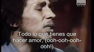 Bob Marley Stir It Up Subtitulado