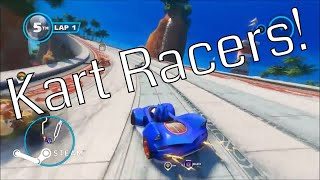 Which Steam Kart Racer Should You Try? - Steam List #8