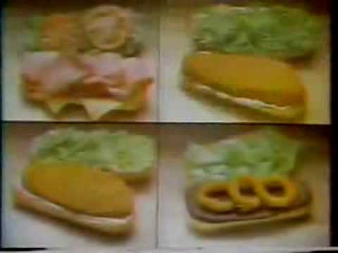 Burger King 1970s Commercial Burger King Commercial 70's