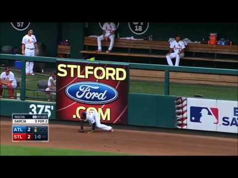 Atlanta Braves   2015 Home Runs (100)