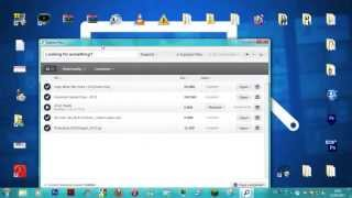 Best file downloader Ever ExpressFiles tutorial the