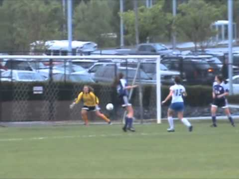Calvary Baptist Day School Women's Soccer 2010 State Championship Video