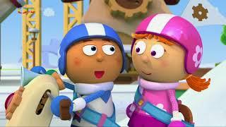 Tik Tak 43 HD Cz dabing,pohád seriál  BB TICK TACK pohádka pro děti