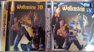 Wolfenstein 3D Sega Saturn