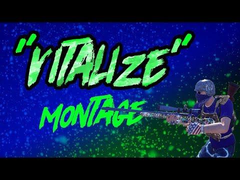 """H1Z1 Montage - """"Vitalize"""""""