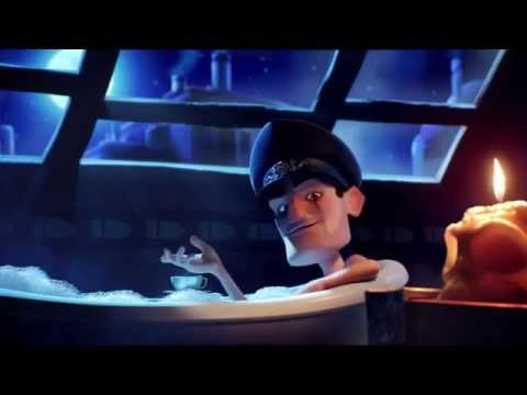 Boom Beach Task Forces - tea And The Tub video