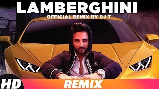 Lamberghini ( Remix ) | DJ T | The Doorbeen Feat Ragini | Latest Remix Songs 2018 | Speed Records