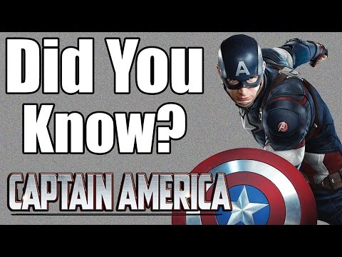 Stuff You Didn't Know - CAPTAIN AMERICA: The First Avenger (2011)