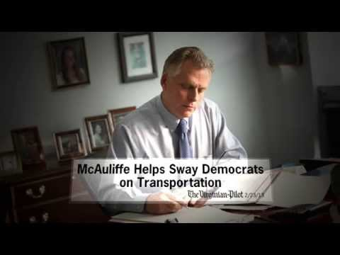 Terry McAuliffe for Governor Ad: Too Important