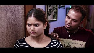 Boy irritates his alone cousin at home - Bengali Video | Bangla Movie Scene