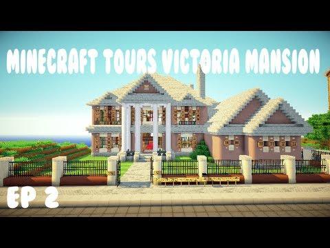 Minecraft Tour Victorian