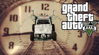 GTA 5: The TIME TRAVEL Location!?