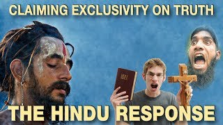 Christianity and Islam the only way? A Hindu response
