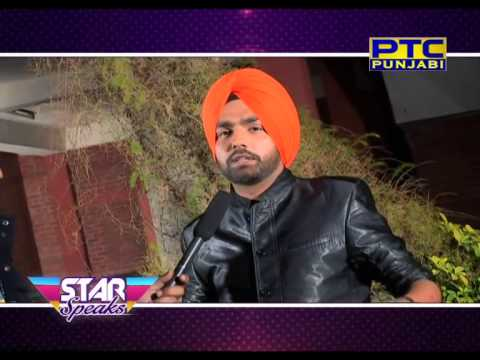 Ammy virk | Star Speak | Ptc Punjabi | Plans 2014