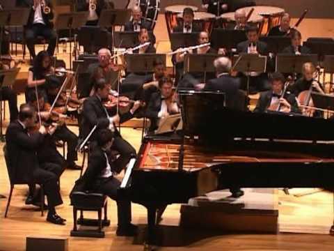 Mendelssohn Piano Concerto #1 M1 (MSO) by George Li