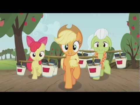 Misc Cartoons - My Little Pony Friendship Is Magic - Raise This Barn