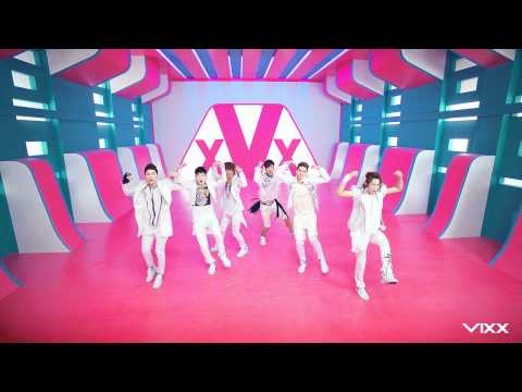 (VIXX) SUPER HERO ( [VIXX] SUPER HERO Official Music Video )
